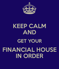 7 Steps to Get Your Financial House in Order in 2017!