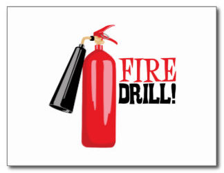 Are you ready for a fire drill?